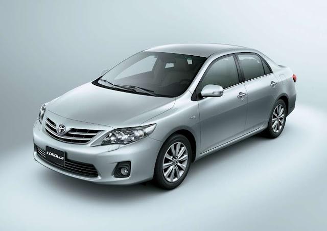 Toyota Corolla, todo un éxito comercial