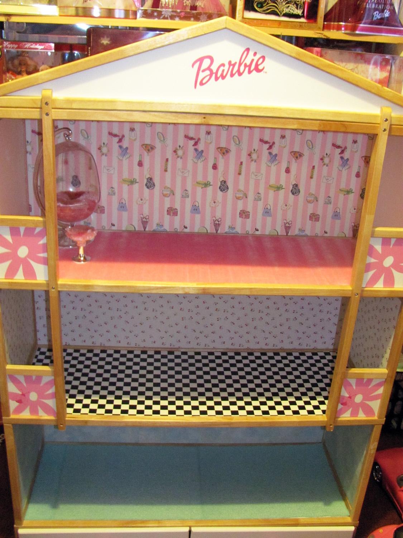 Chrissy 39 S Creative Corner Barbie Doll House Makeover