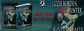 Lizzie Borden, Zombie Hunter - 27 September