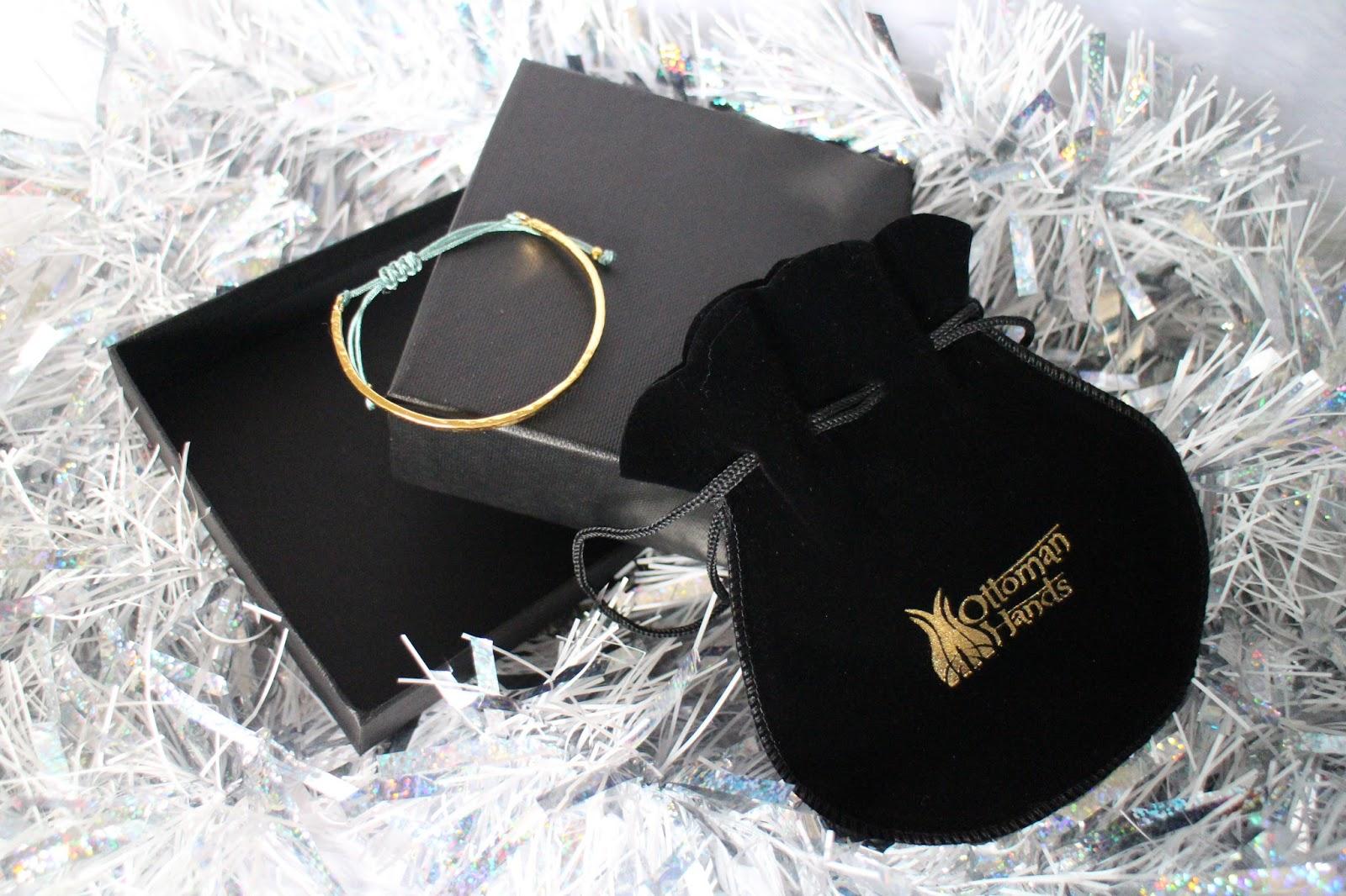 Ottoman Hands Bracelet Christmas