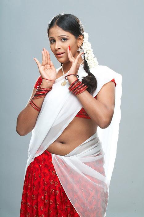 subhiksha spicy in saree actress pics