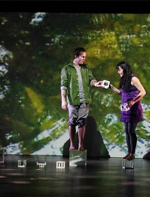 """Domingo 6 Valdebernardo, Teatro Paraíso """"Kri Kra Kro"""", teatro infantil"""