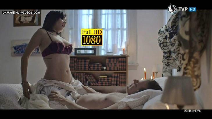 Hot Argentina actress Belen Persello sex scene in tv series