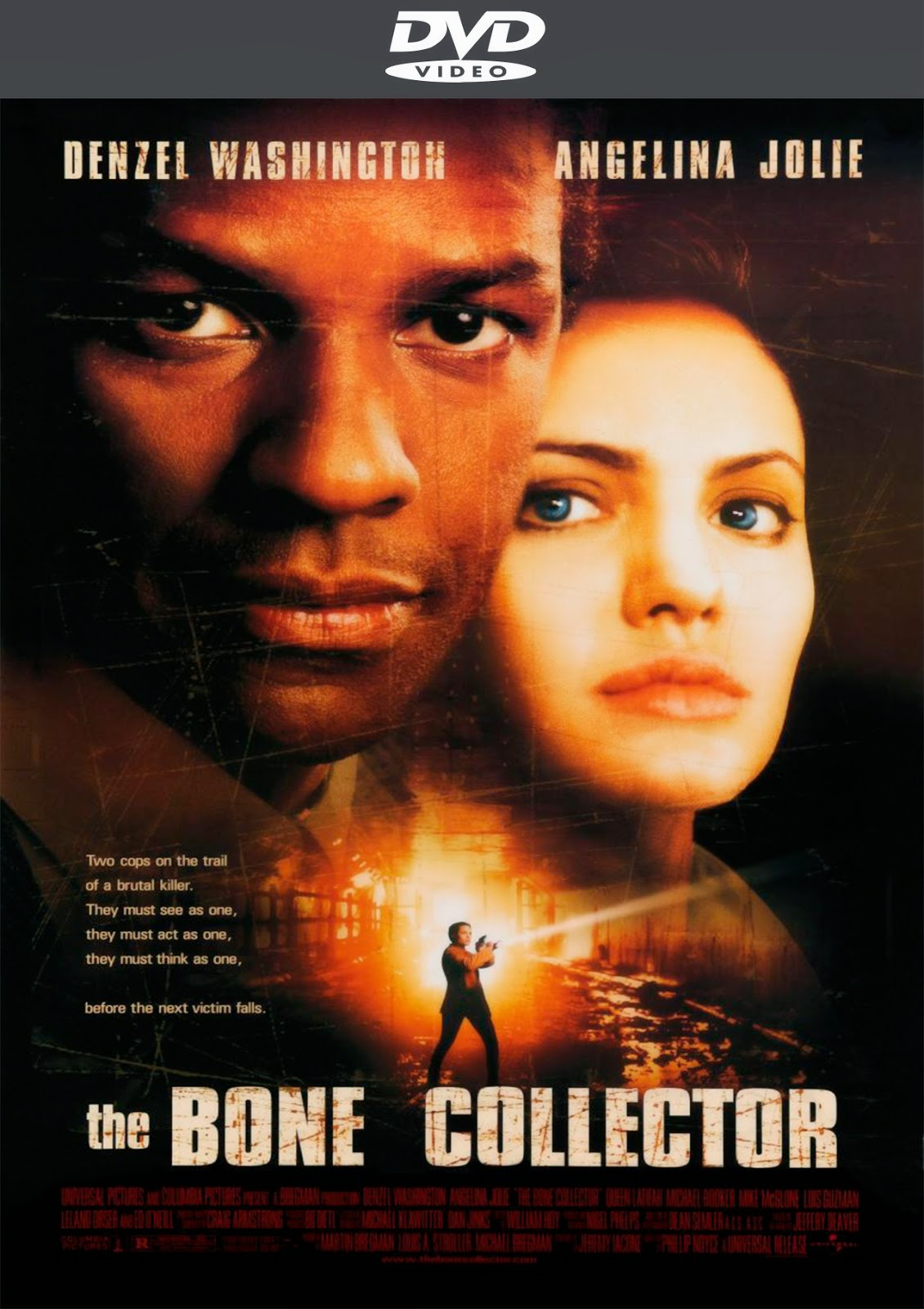 The Bone Collector [1999] [Latino] [DVD Full]
