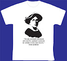 Emma Goldman - Em uma sociedade mantida pela mentira, qualquer expressão de liberdade é vista como