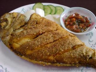 Resep Membuat Ikan Goreng Enak dan Tidak Amis
