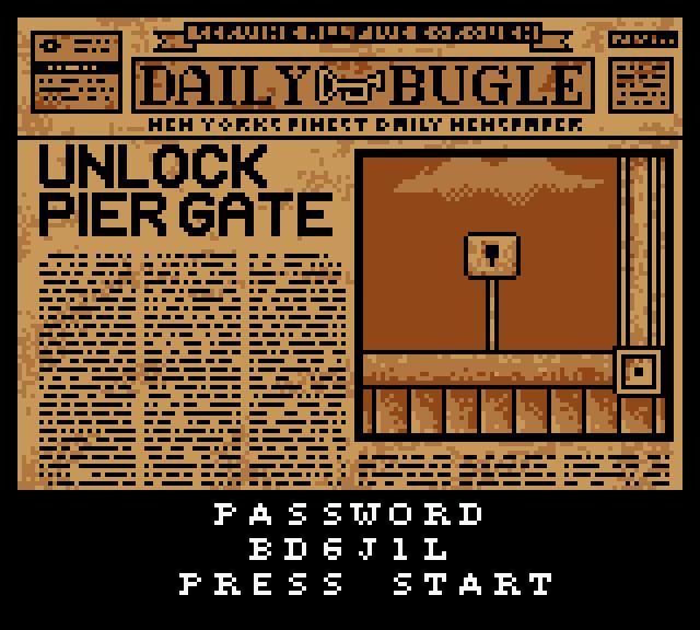 Unlock pier gate newpaper