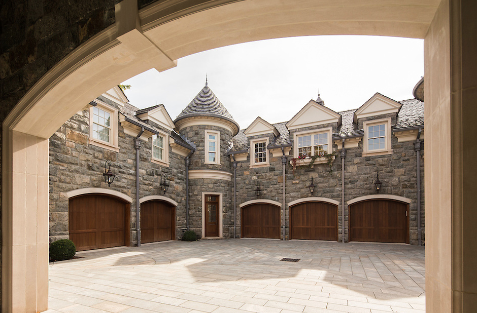 Homes amp mansions the beautiful stone mansion in alpine nj re listed