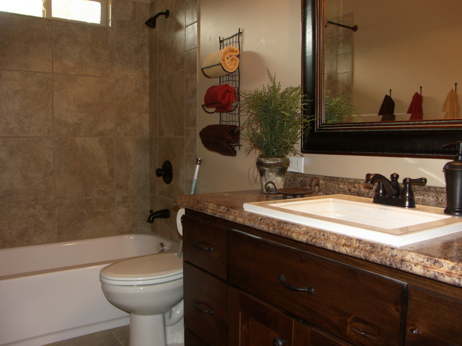 Jake Hulet Construction: Bathroom Countertop Options