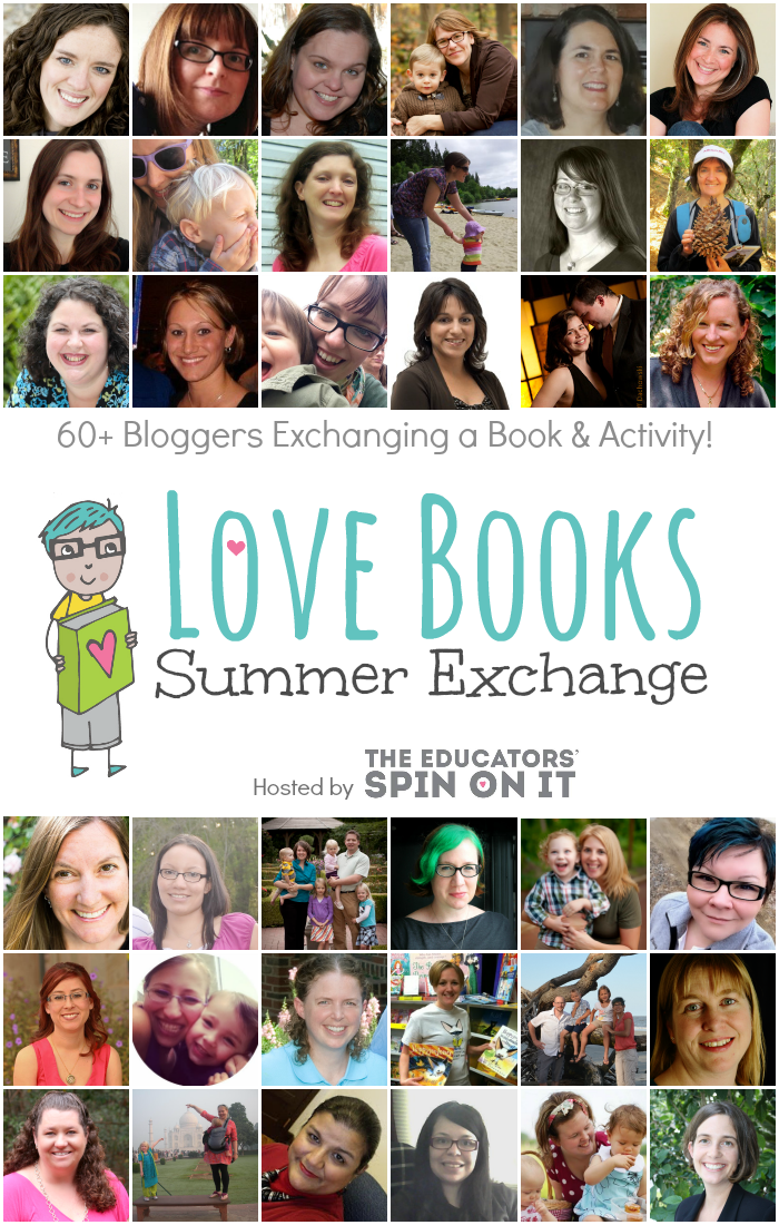 2014 Love Books Participants featured at The Educators' Spin On It