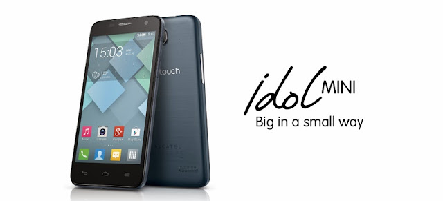 جوال الكاتيل One Touch Idol mini