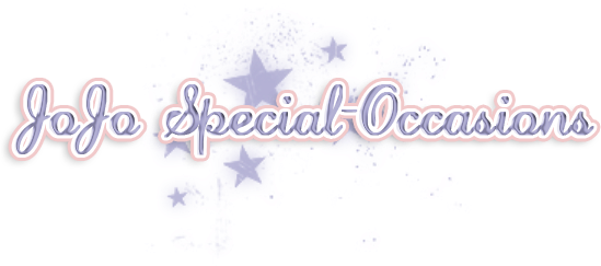 JoJo Special-Occasions - Welcome
