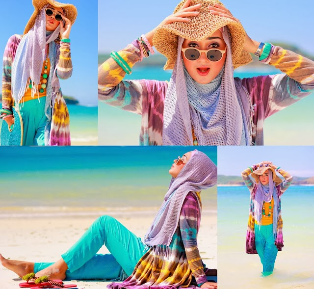 Fashion Muslim Blogger Indonesia