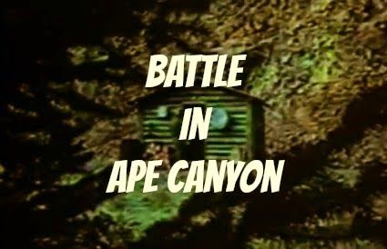 Ape Canyon Bigfoot