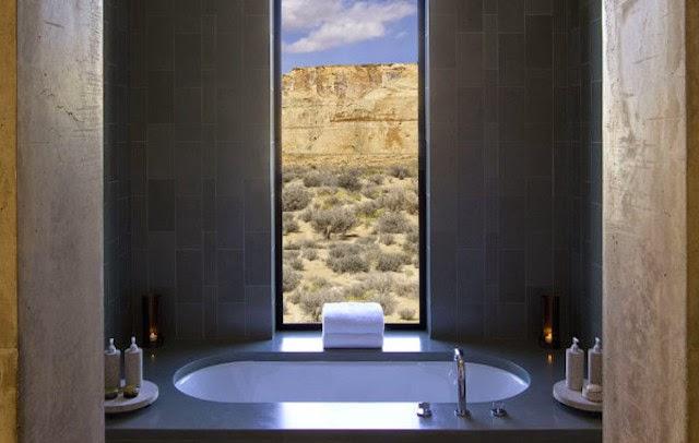 حمامات الفنادق