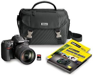 Chistmas Nikon Digital SLRs