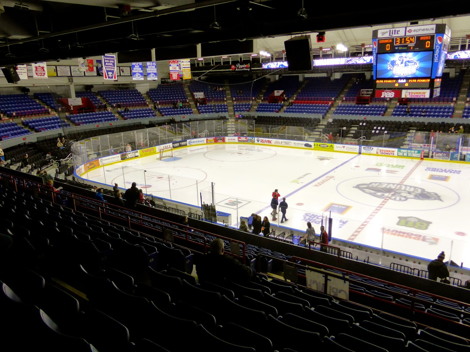 Sports Road Trips Rochester Americans 2 At Syracuse