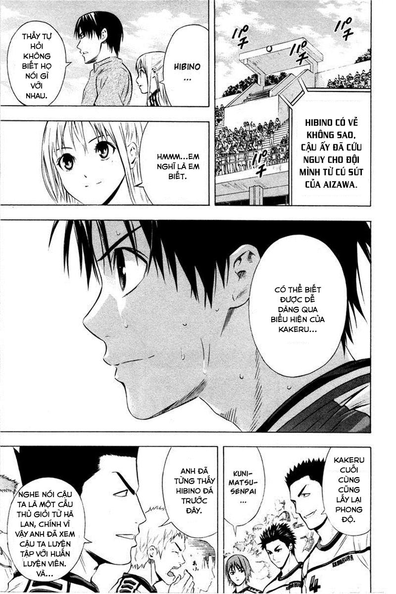 xem truyen moi - Area no Kishi - Chapter 85