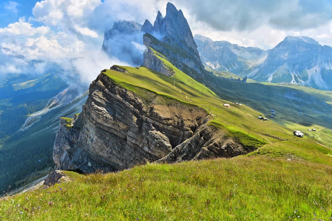 Alps,  Italy: