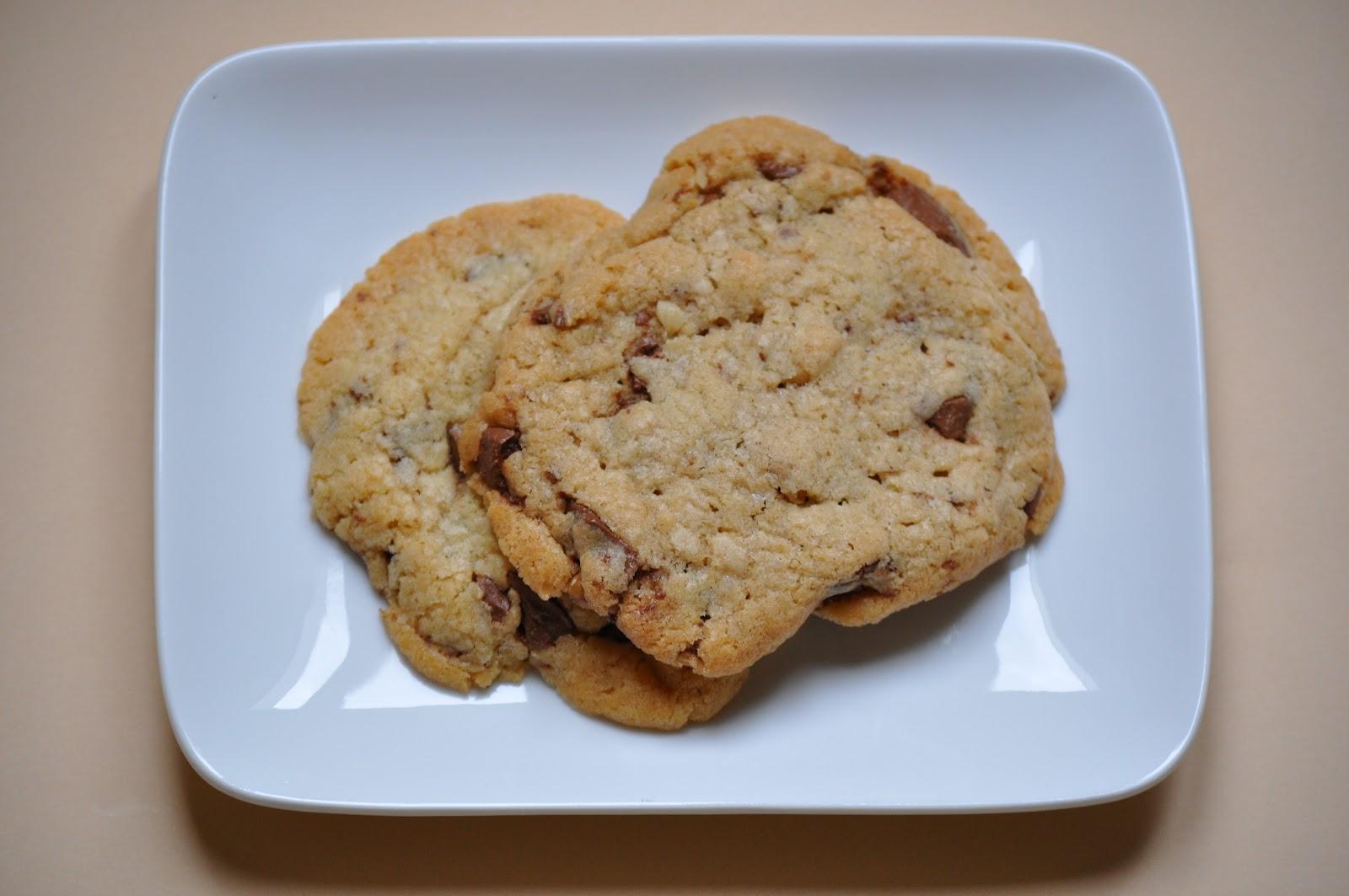 Mon livre de recettes cookies au beurre de cacahu te - Cookies beurre de cacahuete ...