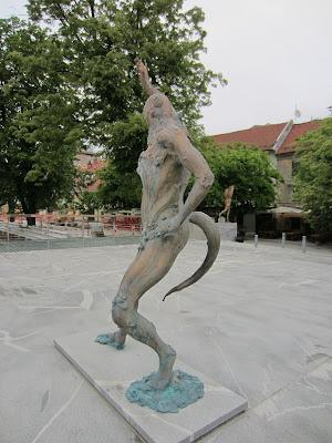 Satyr, Ljubljana, Slovenia / Souvenir Chronicles