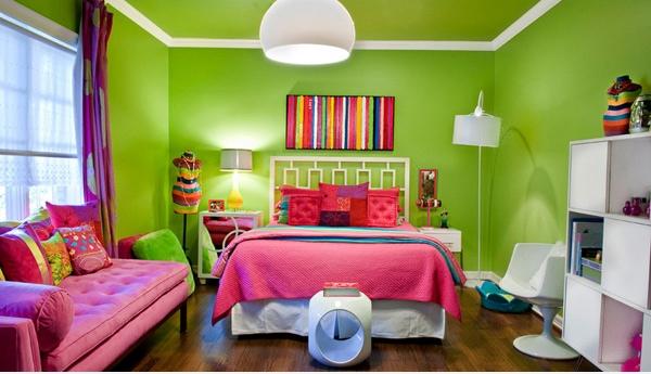 Berbagai Dekorasi dan Asesoris Rumah Warna-Warni