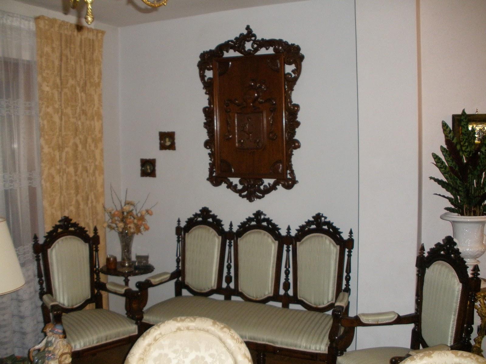 Casa de arn iz lembranzas de los cort s varela familiares maternos de j n ez cort s el - La casa de mi tresillo ...