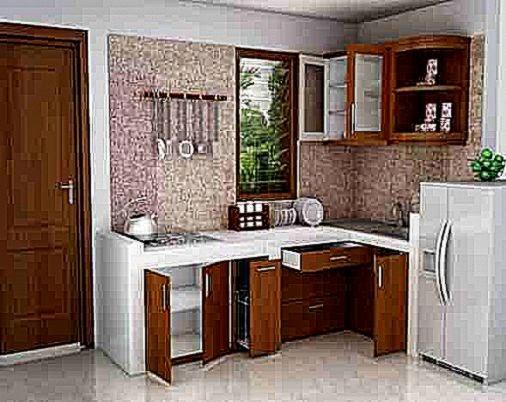 12 desain interior dapur rumah minimalis modern