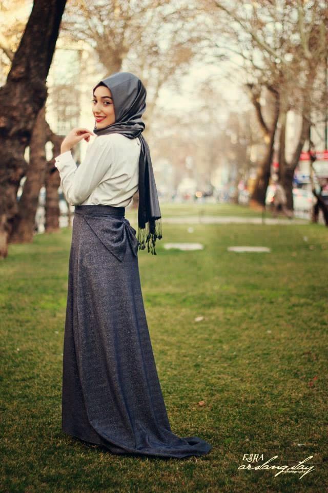 hijab-rayé-mode-turque