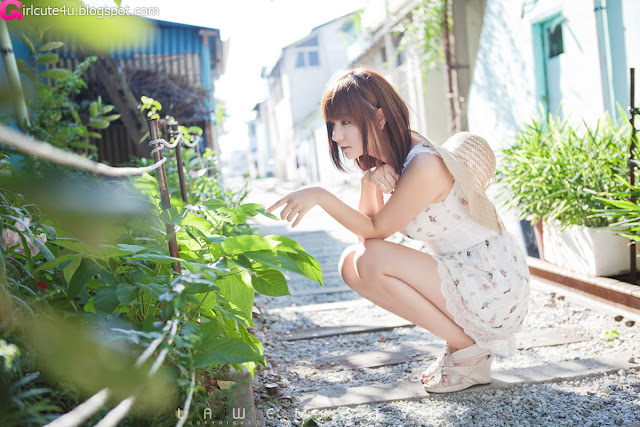 7 Ryu Ji Hye Outdoor and Indoor-very cute asian girl-girlcute4u.blogspot.com