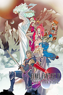 COVER FINAL FANTASY IV: AFTER YEARS