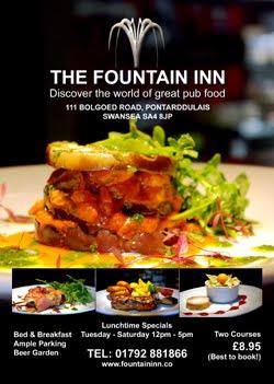 The Fountain Inn, Pontarddulais