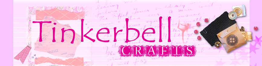 TINKERBELL CRAFTS