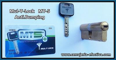Evitar el bumping instalaci n de cerraduras anti bumping for Cerraduras tesa anti bumping