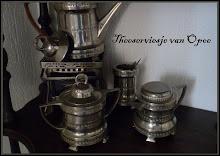 Opoes theesetje