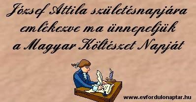 Magyar Költészet Napja