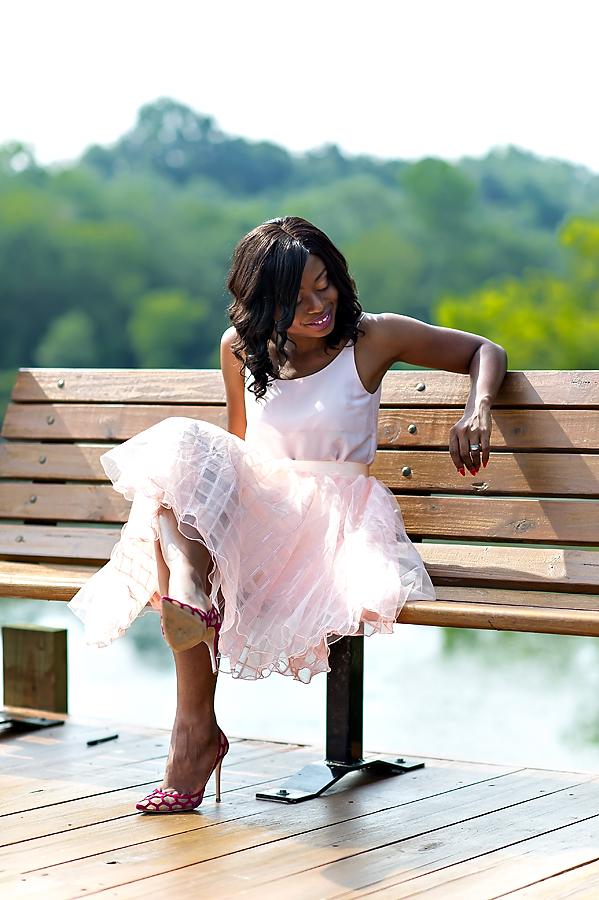 Belle Lacie Tulle Skirt