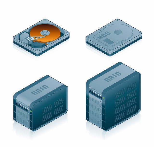 RAID vs. non-RAID Storage - Difference & Comparison
