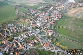 letecká fotografie