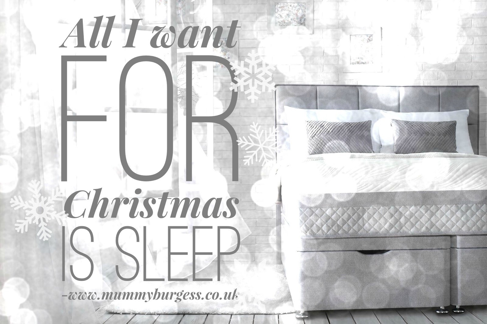 All I want for Christmas is Sleep! | Vlog/Blogmas Day Two | K Elizabeth