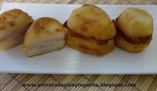 Cachopo de patatas