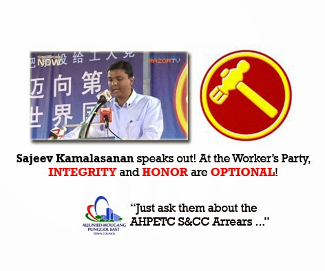 Singapore Workers party logo