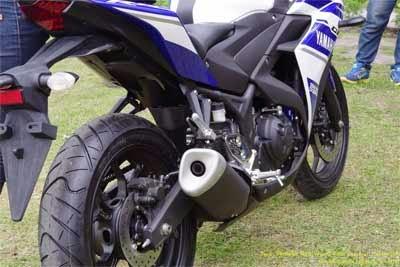 Suspensi Yamaha R25