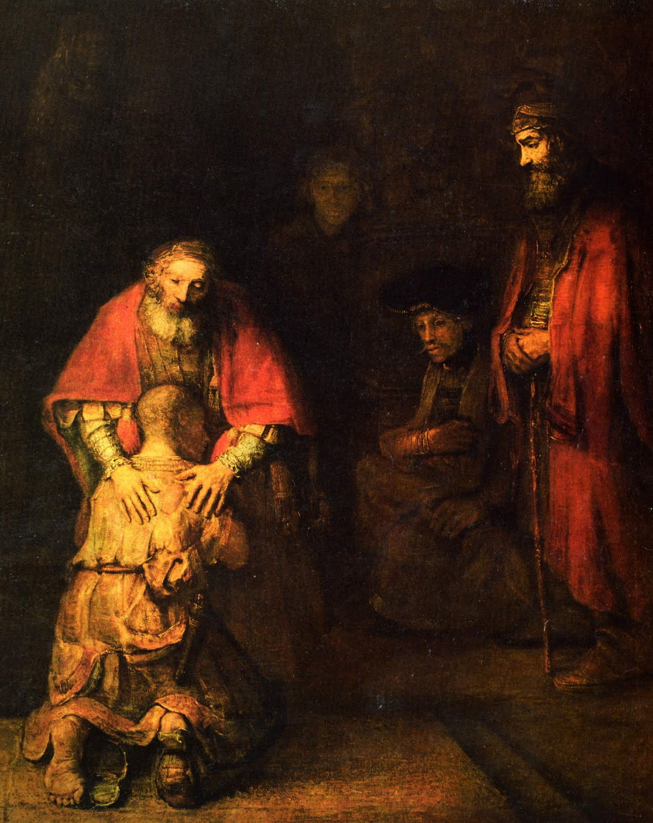 Rembrandt: a famous Christian Artist | Art and Faith