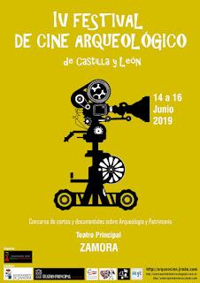 IV FESTIVAL INTERNACIONAL DE CINE ARQUEOLÓGICO DE CASTILLA Y LEÓN - 2019