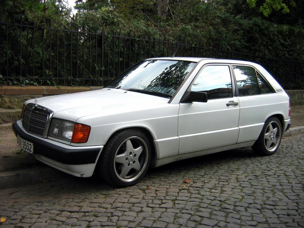 Mercedes benz 190e w201 compact by schulz tuning benztuning for Mercedes benz tuning