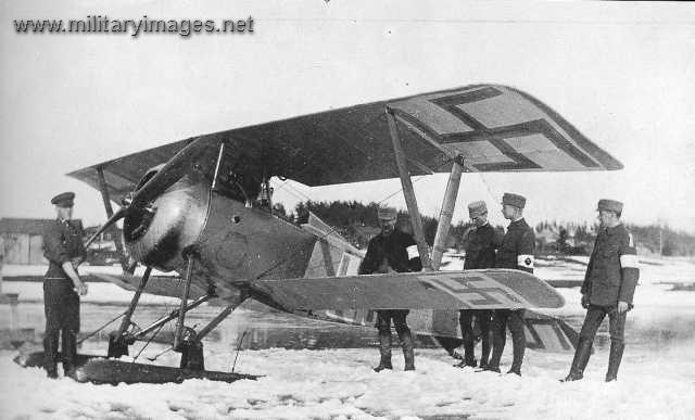 PAO Dux, Russian made Nieuport 23