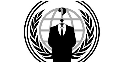 SOCIAL SOUND SCRAP: [緊急速報] ハッカー集団アノニマスが音楽プラットフォー