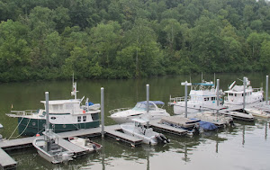 3 Great Harbour Trawlers in Morgantown, WVA. Who'd a thunk it???