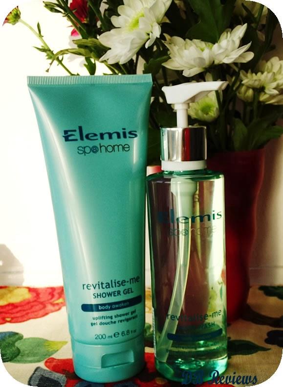 Elemis revitalise me shower gel and hand wash review db reviews beauty fashion health - Elemis shower gel ...